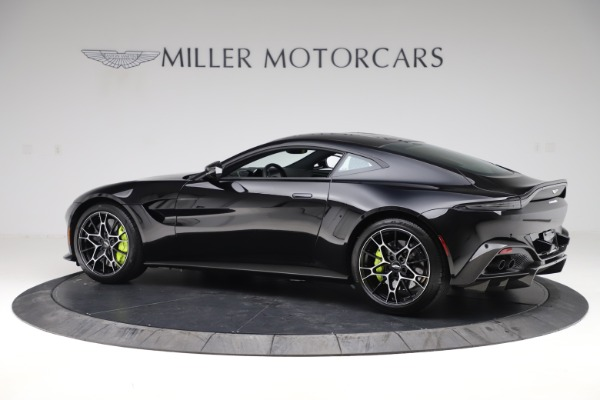 New 2020 Aston Martin Vantage AMR Coupe for sale $191,931 at Maserati of Greenwich in Greenwich CT 06830 5