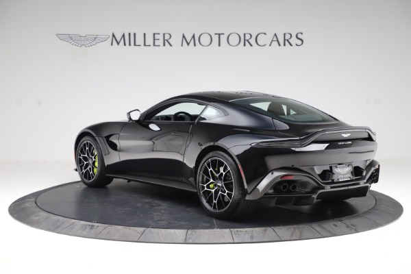 New 2020 Aston Martin Vantage AMR Coupe for sale Sold at Maserati of Greenwich in Greenwich CT 06830 6