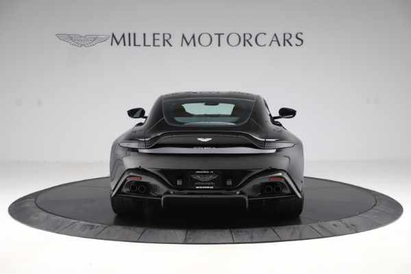 New 2020 Aston Martin Vantage AMR Coupe for sale Sold at Maserati of Greenwich in Greenwich CT 06830 7