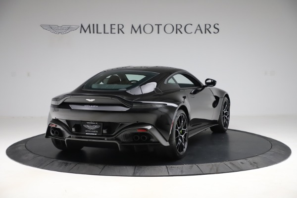 New 2020 Aston Martin Vantage AMR Coupe for sale Sold at Maserati of Greenwich in Greenwich CT 06830 8
