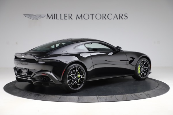 New 2020 Aston Martin Vantage AMR Coupe for sale Sold at Maserati of Greenwich in Greenwich CT 06830 9