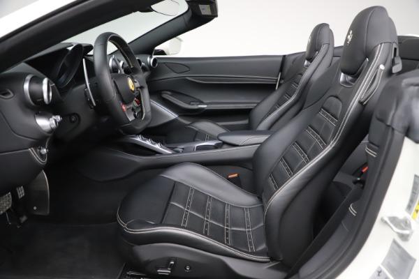 Used 2019 Ferrari Portofino for sale Sold at Maserati of Greenwich in Greenwich CT 06830 20
