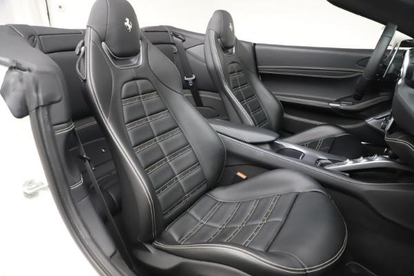 Used 2019 Ferrari Portofino for sale Sold at Maserati of Greenwich in Greenwich CT 06830 25