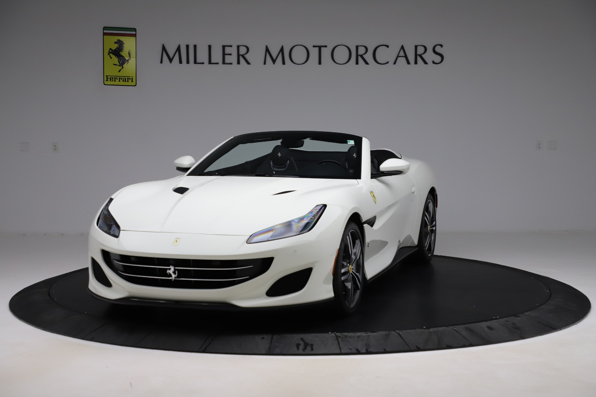 Used 2019 Ferrari Portofino for sale Sold at Maserati of Greenwich in Greenwich CT 06830 1