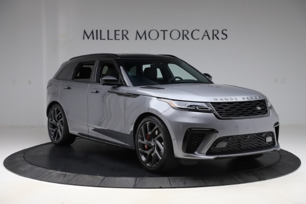 Used 2020 Land Rover Range Rover Velar SVAutobiography Dynamic Edition for sale Sold at Maserati of Greenwich in Greenwich CT 06830 11
