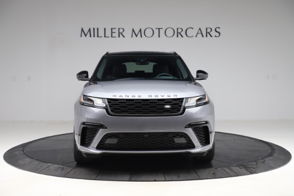 Used 2020 Land Rover Range Rover Velar SVAutobiography Dynamic Edition for sale Sold at Maserati of Greenwich in Greenwich CT 06830 12