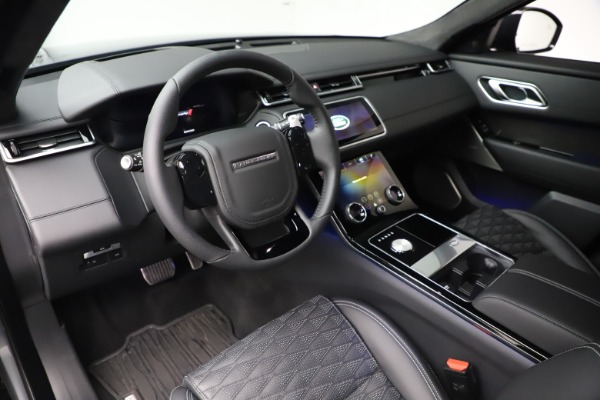 Used 2020 Land Rover Range Rover Velar SVAutobiography Dynamic Edition for sale Sold at Maserati of Greenwich in Greenwich CT 06830 13