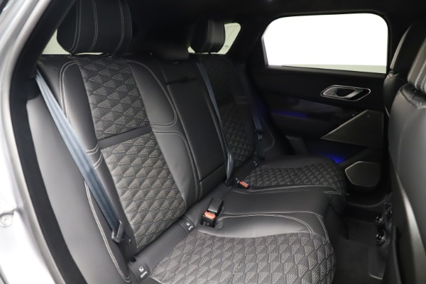 Used 2020 Land Rover Range Rover Velar SVAutobiography Dynamic Edition for sale Sold at Maserati of Greenwich in Greenwich CT 06830 21