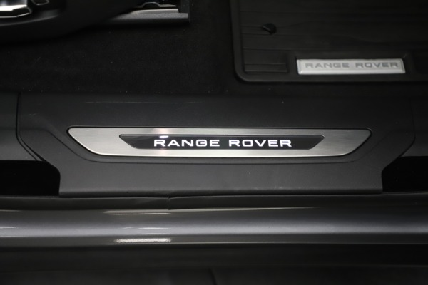 Used 2020 Land Rover Range Rover Velar SVAutobiography Dynamic Edition for sale Sold at Maserati of Greenwich in Greenwich CT 06830 24