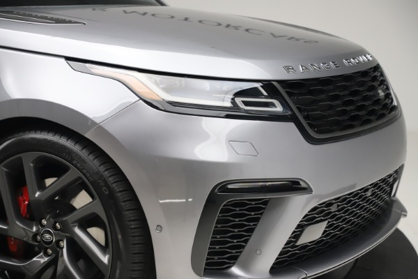 Used 2020 Land Rover Range Rover Velar SVAutobiography Dynamic Edition for sale Sold at Maserati of Greenwich in Greenwich CT 06830 26