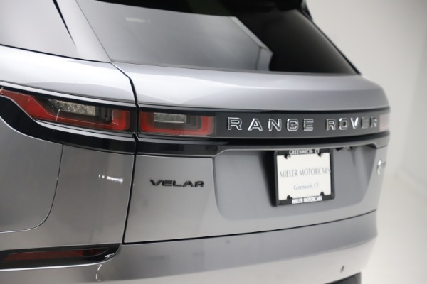 Used 2020 Land Rover Range Rover Velar SVAutobiography Dynamic Edition for sale Sold at Maserati of Greenwich in Greenwich CT 06830 27