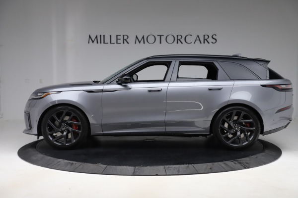 Used 2020 Land Rover Range Rover Velar SVAutobiography Dynamic Edition for sale Sold at Maserati of Greenwich in Greenwich CT 06830 3