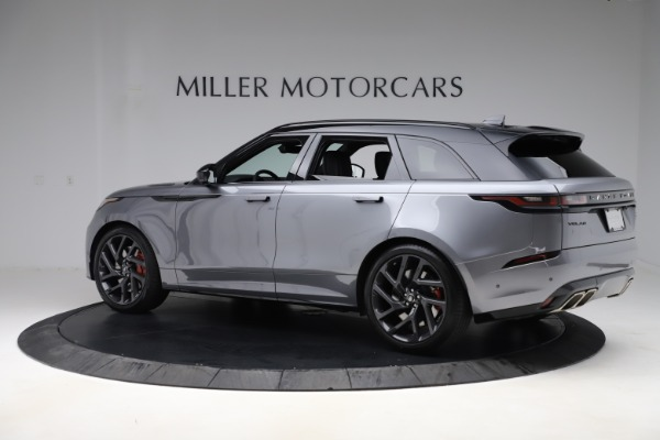Used 2020 Land Rover Range Rover Velar SVAutobiography Dynamic Edition for sale Sold at Maserati of Greenwich in Greenwich CT 06830 4