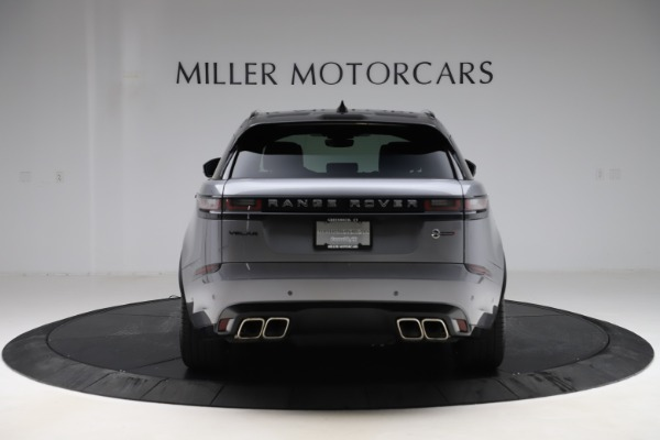 Used 2020 Land Rover Range Rover Velar SVAutobiography Dynamic Edition for sale Sold at Maserati of Greenwich in Greenwich CT 06830 6