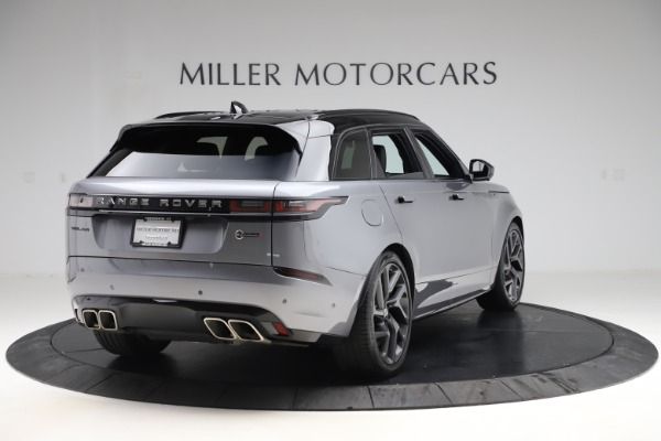 Used 2020 Land Rover Range Rover Velar SVAutobiography Dynamic Edition for sale Sold at Maserati of Greenwich in Greenwich CT 06830 7