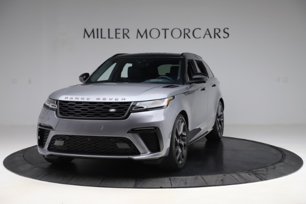 Used 2020 Land Rover Range Rover Velar SVAutobiography Dynamic Edition for sale Sold at Maserati of Greenwich in Greenwich CT 06830 1
