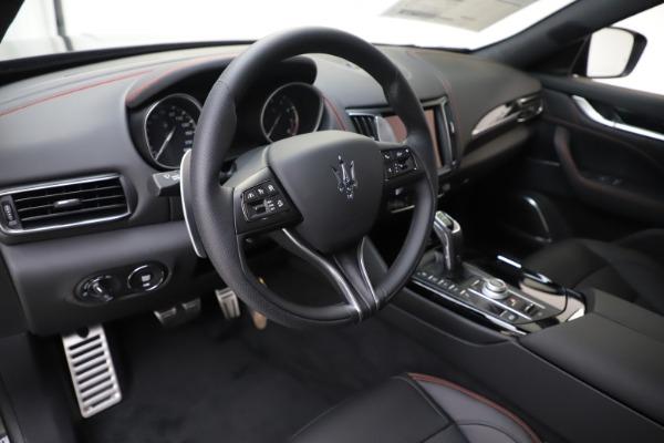 New 2020 Maserati Levante Q4 GranSport for sale $88,885 at Maserati of Greenwich in Greenwich CT 06830 13