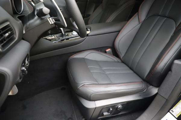 New 2020 Maserati Levante Q4 GranSport for sale $88,885 at Maserati of Greenwich in Greenwich CT 06830 15