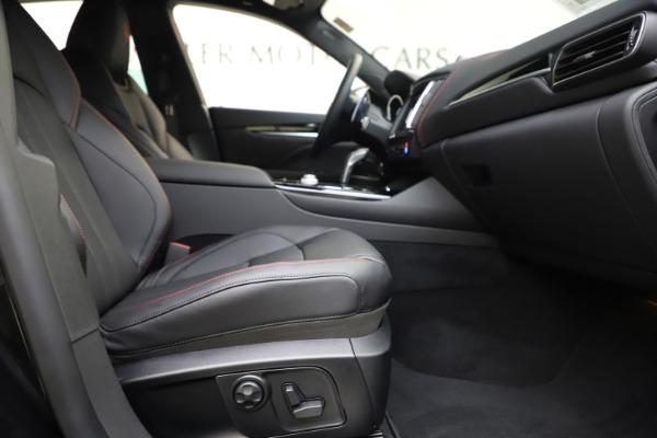 New 2020 Maserati Levante Q4 GranSport for sale $88,885 at Maserati of Greenwich in Greenwich CT 06830 23