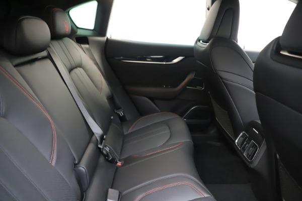 New 2020 Maserati Levante Q4 GranSport for sale $88,885 at Maserati of Greenwich in Greenwich CT 06830 27