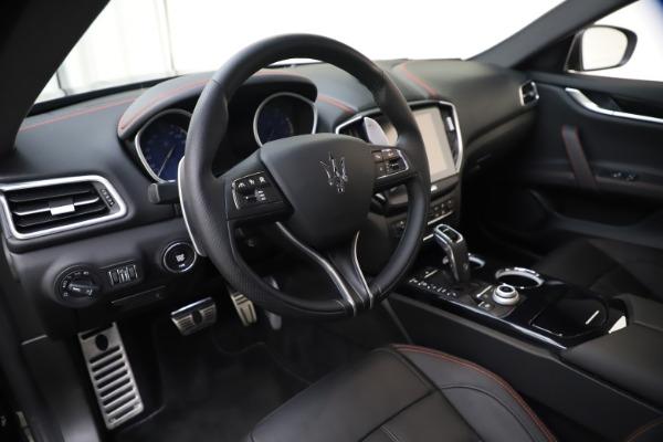 New 2020 Maserati Ghibli S Q4 GranSport for sale $88,285 at Maserati of Greenwich in Greenwich CT 06830 13