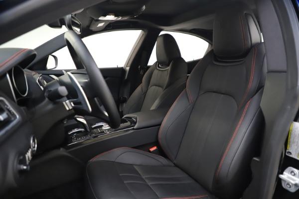 New 2020 Maserati Ghibli S Q4 GranSport for sale $88,285 at Maserati of Greenwich in Greenwich CT 06830 15