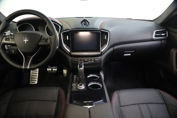 New 2020 Maserati Ghibli S Q4 GranSport for sale $88,285 at Maserati of Greenwich in Greenwich CT 06830 16