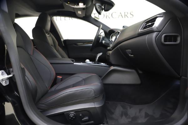 New 2020 Maserati Ghibli S Q4 GranSport for sale $88,285 at Maserati of Greenwich in Greenwich CT 06830 22