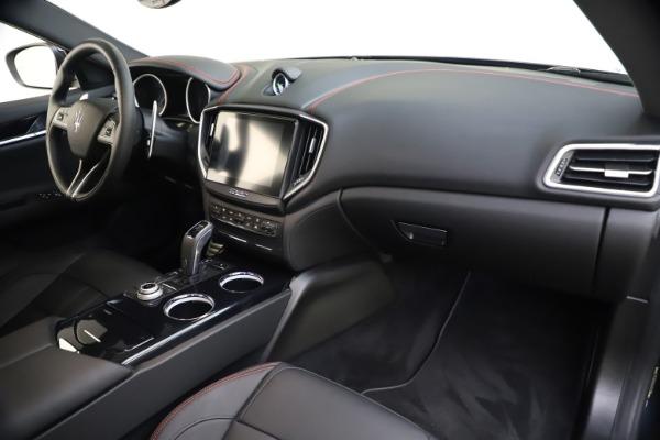 New 2020 Maserati Ghibli S Q4 GranSport for sale $88,285 at Maserati of Greenwich in Greenwich CT 06830 23