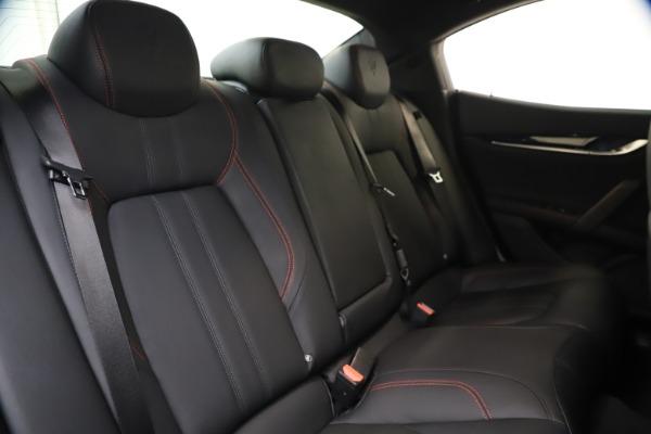 New 2020 Maserati Ghibli S Q4 GranSport for sale $88,285 at Maserati of Greenwich in Greenwich CT 06830 24