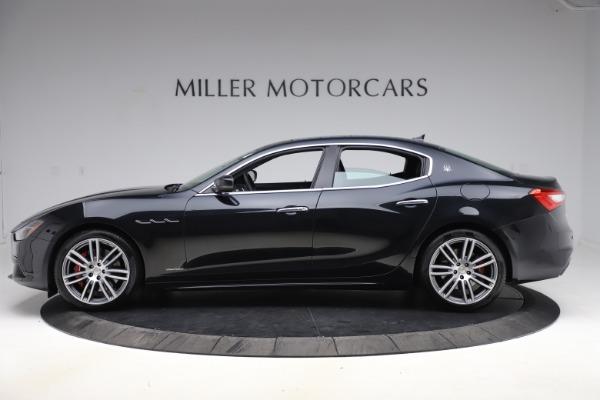 New 2020 Maserati Ghibli S Q4 GranSport for sale $88,285 at Maserati of Greenwich in Greenwich CT 06830 3