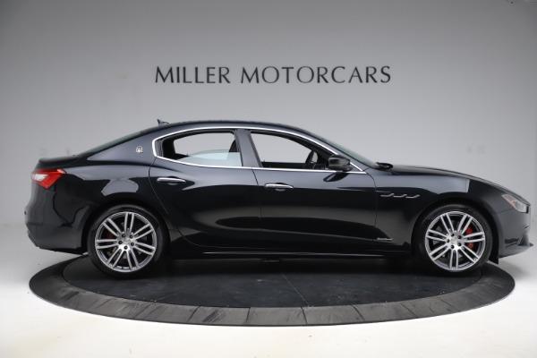 New 2020 Maserati Ghibli S Q4 GranSport for sale $88,285 at Maserati of Greenwich in Greenwich CT 06830 9