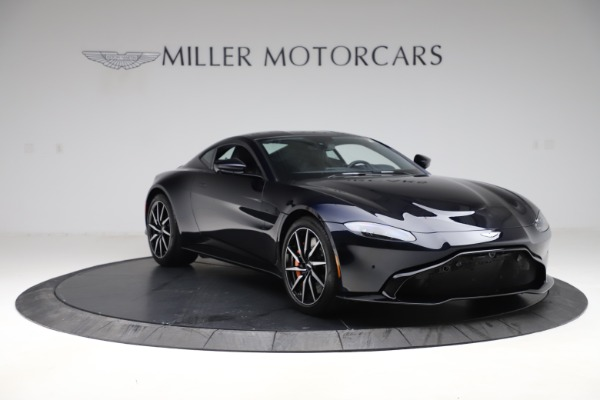 New 2020 Aston Martin Vantage Coupe for sale $195,681 at Maserati of Greenwich in Greenwich CT 06830 10