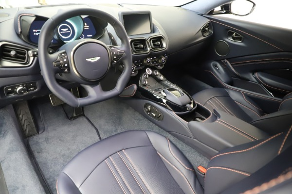 New 2020 Aston Martin Vantage Coupe for sale $195,681 at Maserati of Greenwich in Greenwich CT 06830 12