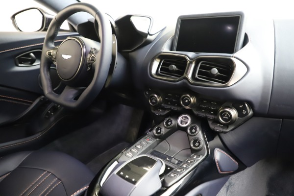 New 2020 Aston Martin Vantage Coupe for sale $195,681 at Maserati of Greenwich in Greenwich CT 06830 14