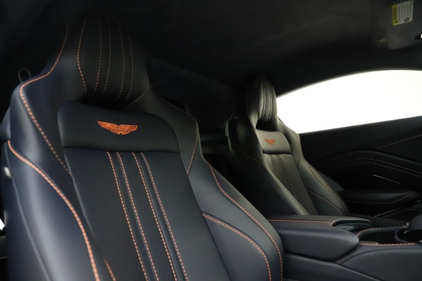 New 2020 Aston Martin Vantage Coupe for sale $195,681 at Maserati of Greenwich in Greenwich CT 06830 15