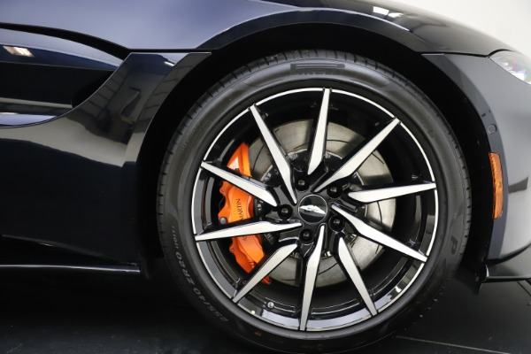 New 2020 Aston Martin Vantage Coupe for sale $195,681 at Maserati of Greenwich in Greenwich CT 06830 18