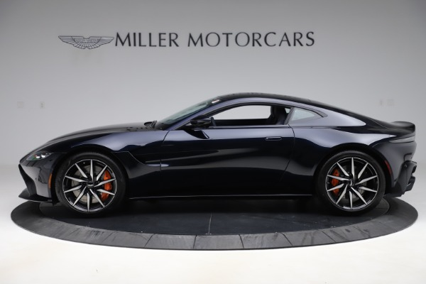 New 2020 Aston Martin Vantage Coupe for sale $195,681 at Maserati of Greenwich in Greenwich CT 06830 2