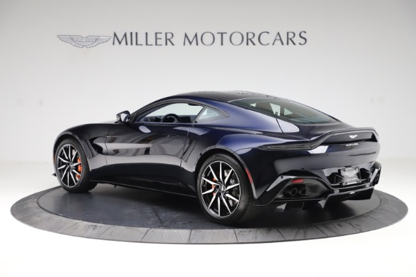 New 2020 Aston Martin Vantage Coupe for sale $195,681 at Maserati of Greenwich in Greenwich CT 06830 3