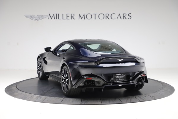 New 2020 Aston Martin Vantage Coupe for sale $195,681 at Maserati of Greenwich in Greenwich CT 06830 4
