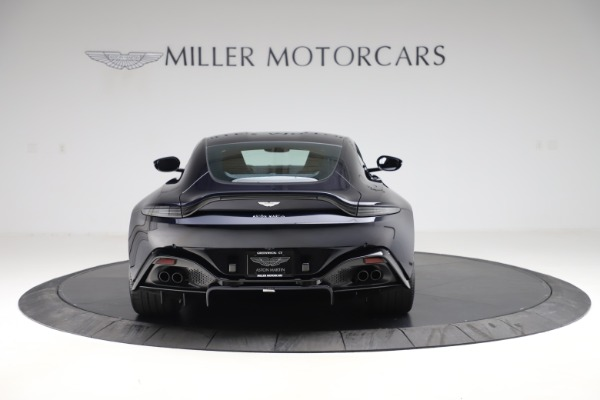New 2020 Aston Martin Vantage Coupe for sale $195,681 at Maserati of Greenwich in Greenwich CT 06830 5