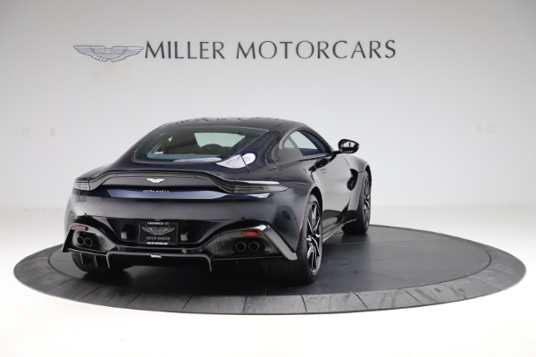 New 2020 Aston Martin Vantage Coupe for sale $195,681 at Maserati of Greenwich in Greenwich CT 06830 6