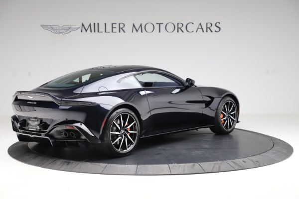 New 2020 Aston Martin Vantage Coupe for sale $195,681 at Maserati of Greenwich in Greenwich CT 06830 7