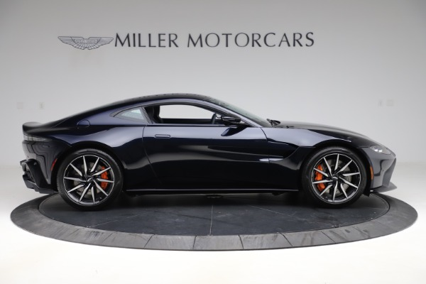 New 2020 Aston Martin Vantage Coupe for sale $195,681 at Maserati of Greenwich in Greenwich CT 06830 8