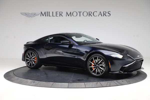 New 2020 Aston Martin Vantage Coupe for sale $195,681 at Maserati of Greenwich in Greenwich CT 06830 9