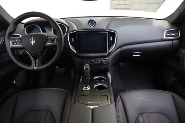 New 2019 Maserati Ghibli S Q4 GranLusso for sale Sold at Maserati of Greenwich in Greenwich CT 06830 16