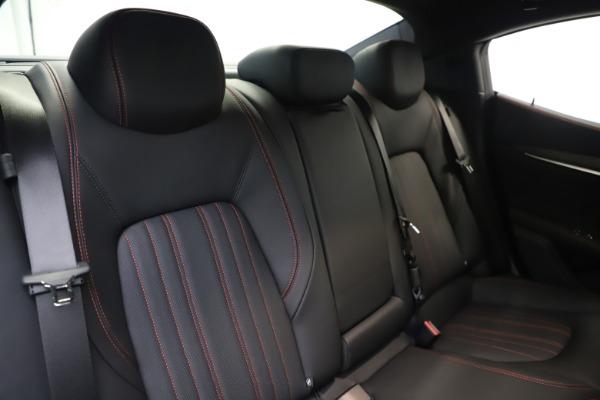 New 2019 Maserati Ghibli S Q4 GranLusso for sale Sold at Maserati of Greenwich in Greenwich CT 06830 26