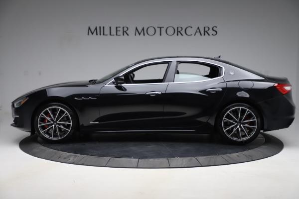New 2019 Maserati Ghibli S Q4 GranLusso for sale Sold at Maserati of Greenwich in Greenwich CT 06830 3