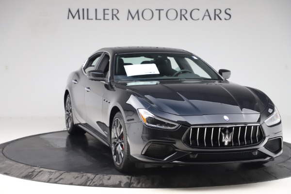 New 2019 Maserati Ghibli S Q4 GranSport for sale $99,905 at Maserati of Greenwich in Greenwich CT 06830 11