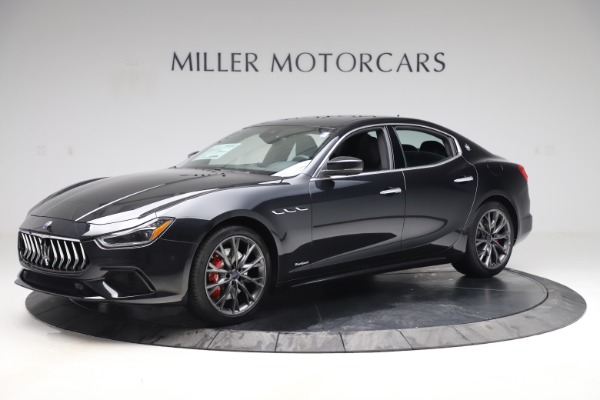 New 2019 Maserati Ghibli S Q4 GranSport for sale $99,905 at Maserati of Greenwich in Greenwich CT 06830 2
